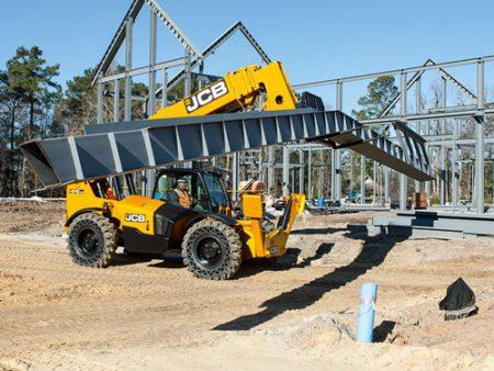 JCB 510-56 lifting materials