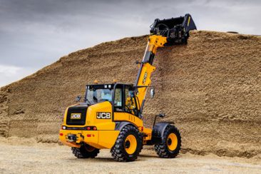 JCB 524-50 Dirt