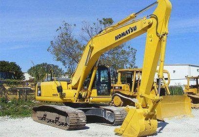 Komatsu PC200 Excavator