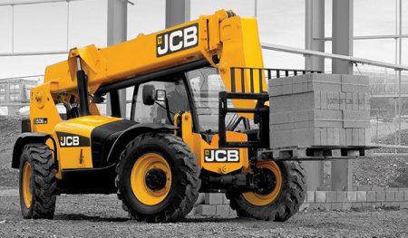 JCB 506-36 material moving