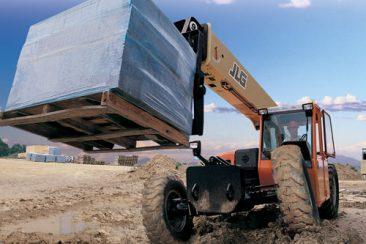 JLG G9-43A lifting materials