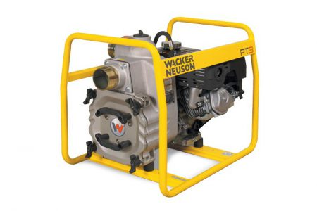 Wacker Neuson PT 3A Stock